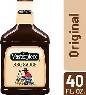 KC Masterpiece Original Barbecue Sauce, 40 Ounces
