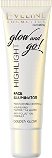 Eveline Glow and Go Face Illuminator 02 Golden Glow, 20 ml