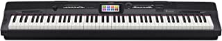 Casio PX-360BK 88-Key Digital Piano with Power Supply Black