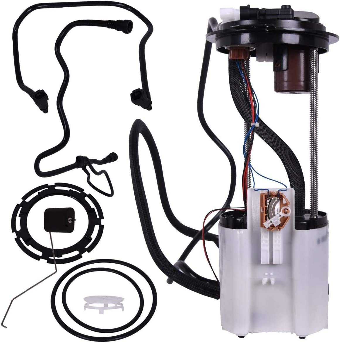 Bapmic E3626M Fuel Pump Module for Chevrolet Equi 安値 Assembly 25%OFF 05-06