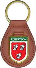 Robertson Family Crest Coat of Arms Key Chains