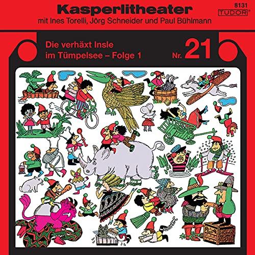 Kasperlitheater Nr. 21 Titelbild