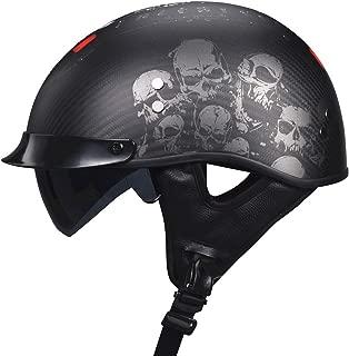 B99 HB99 MARS Genuine Carbon Fiber Motorcycle Street Bike Full Face Helmet Visor Shield for Model