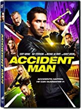 accident man dvd