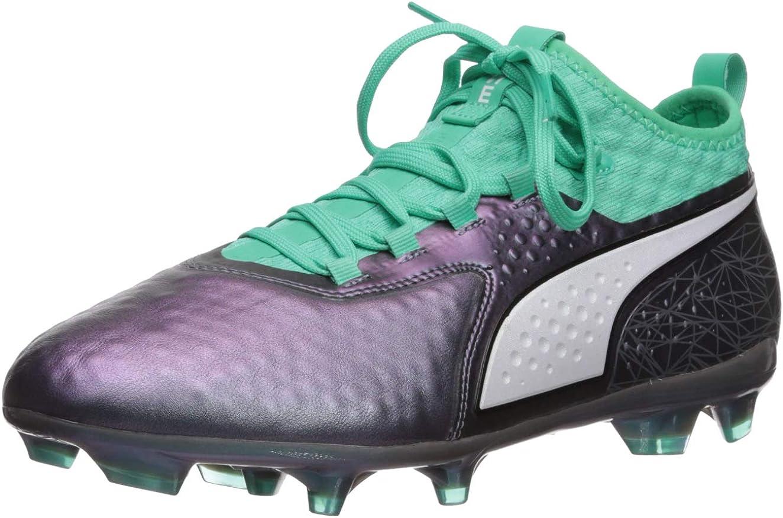 PUMA Men's One 2 LTH Soccer-Shoe Firm Ground Overseas parallel import Spring new work regular item