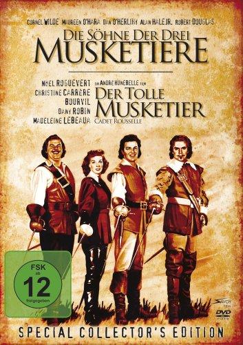 Die Söhne der drei Musketiere / Der tolle Musketier [Special Collector's Edition] [Special Edition]