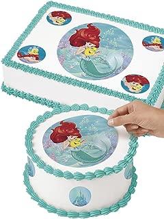 Best mermaid sheet cake images Reviews