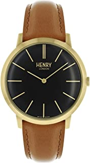 Henry London HL40-S-0242 Iconic Watch