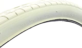 KENDA(ケンダ) カラータイヤ 700×28C ホワイト自転車