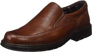 Fluchos | Mocasín de Hombre | Clipper 9578 Cidacos Libano Zapatos Confort | Mocasín de Piel de Ternera de Primera Calidad ...