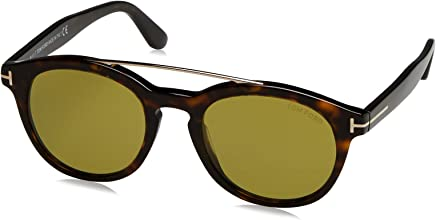 71e2c62e1a Tom Ford FT0515 52N Shiny Gradient Havana Newman Round Sunglasses Lens  Category