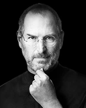 Steve Jobs 8 x 10 * 8x10 GLOSSY Photo Picture