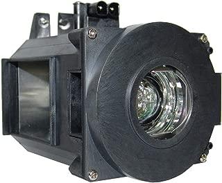 Supermait NP21LP / 60003224 Replacement Projector Lamp with Housing for NEC NP-PA500U / NP-PA500X / NP-PA5520W / NP-PA600X / PA500U / PA550W / PA600X / NP-PA550W / PA500X