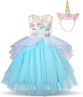 8bec3a843c8a3 Amazon.fr   robe soiree princesse - 5 ans   Fille   Vêtements