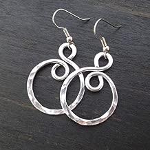 Best aluminum hoop earrings Reviews