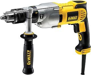 Dewalt D21570K-LX 2 Speed Dry Diamond Drill, 110 V, 1300 W, Yellow/Black, 110 Volt