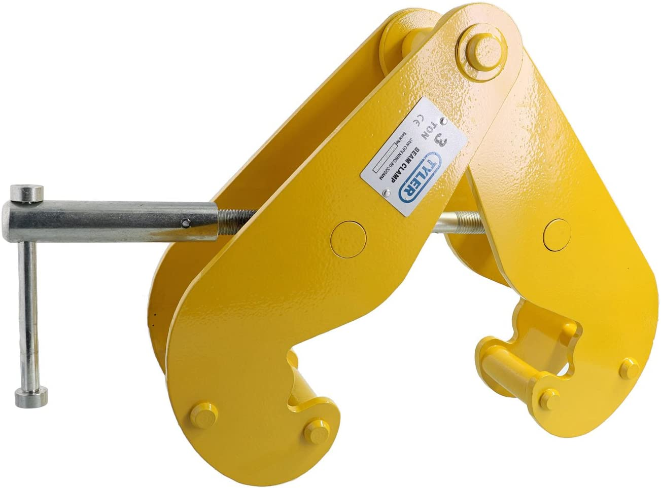 3 Ranking TOP1 Ton Capacity Tyler Clamp Beam Challenge the lowest price Tool