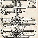 Immagine 2 nacnic stampa artistica brevetto tromba