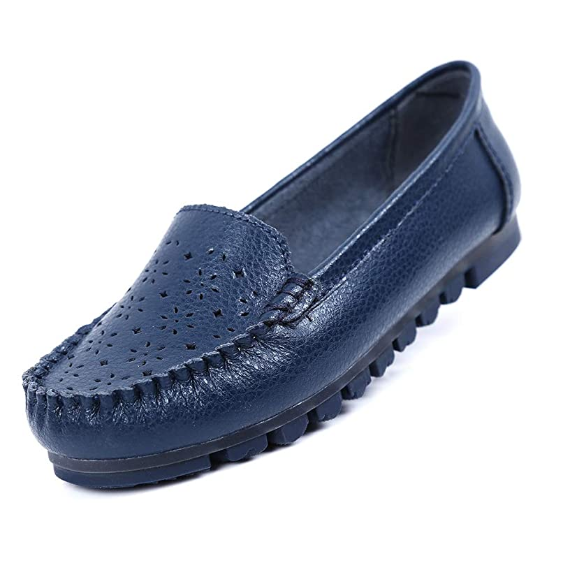 来て小さい疑問に思う[Leetaker] レディースモカシン 通気性 puレザー バレエシューズ ドライビングシューズ レディース コンフォート厚底 履きやすい 介護士靴 カジュアル 通学 通勤 ママシューズ 妊娠靴 ビジネス プレゼント 軽量 全3色