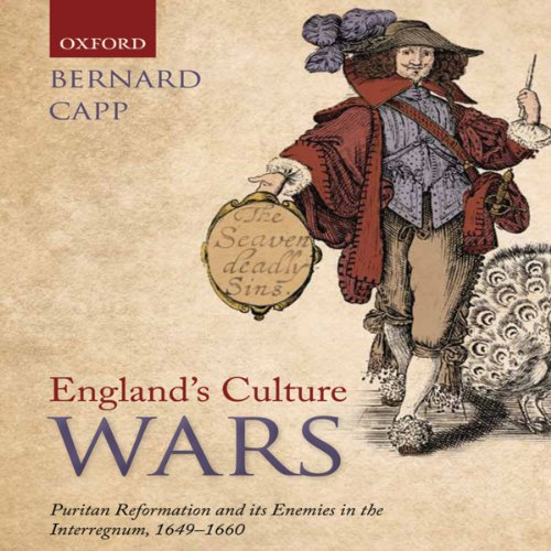 England's Culture Wars cover art