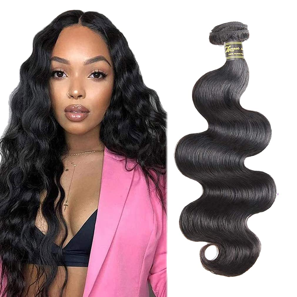 Loveach hair 9A Brazilian Human Hair Super intense SALE In Body Fixed price for sale One Bundle Wave 16