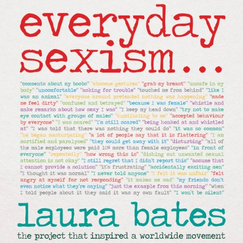 Everyday Sexism cover art