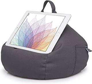 iBeani iPad Pillow & Tablet Cushion Stand - Securely holds any size tablet, eReader or book upto 12.9 inches, hands free c...