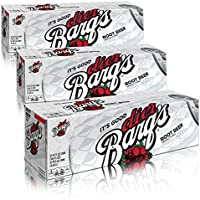 36-Pack Diet Barq's Fridge Pack Bundle, 12 fl oz