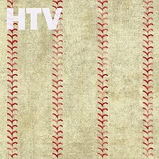 Baseball Skin Pattern HTV, 12