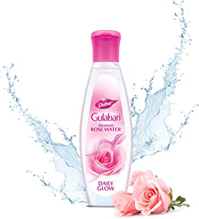 Dabur Gulabari Premium Rose Water – Natural, 250 ml