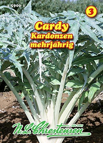 Cardy, Gemüseartischocke mehrjährig N.L.Chrestensen Samen 459001-B