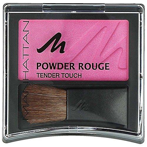 Manhattan 39P Purple Me On Powder Puder Rouge Tender Touch mit Vitamin E Neu