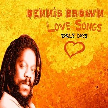 Dennis Brown Sings Love Songs