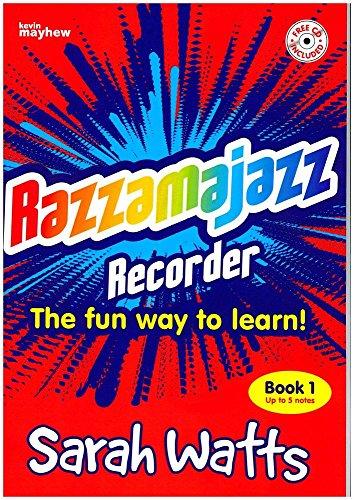 Razzamajazz - Grabadora con libro 1 (con CD)