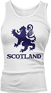 Junior's Scotland Lion Scottish Royal Arms Tank Top