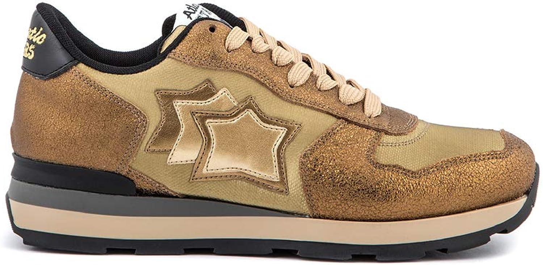 Atlantic Atlantic Stars Turnschuhe Damen Vega Wheat Bronze Ginnastische Schuhe Farbe Beige Bronze Bronze  Alle Produkte erhalten bis zu 34% Rabatt