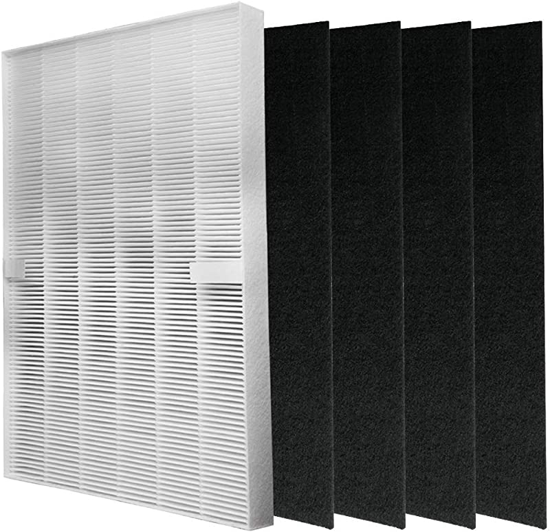 I Clean For Winix 5300 5500 5500 2 C535 115115 WAC5300 WAC5500 WAC6300 5200 2 P300 6300 6300 2 9000 Winix Replacement Hepa Filter Includes A Hepa Filter And Four Carbon Pre Filters