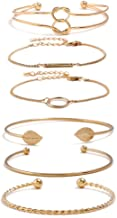 Best gold bangle with circles Reviews