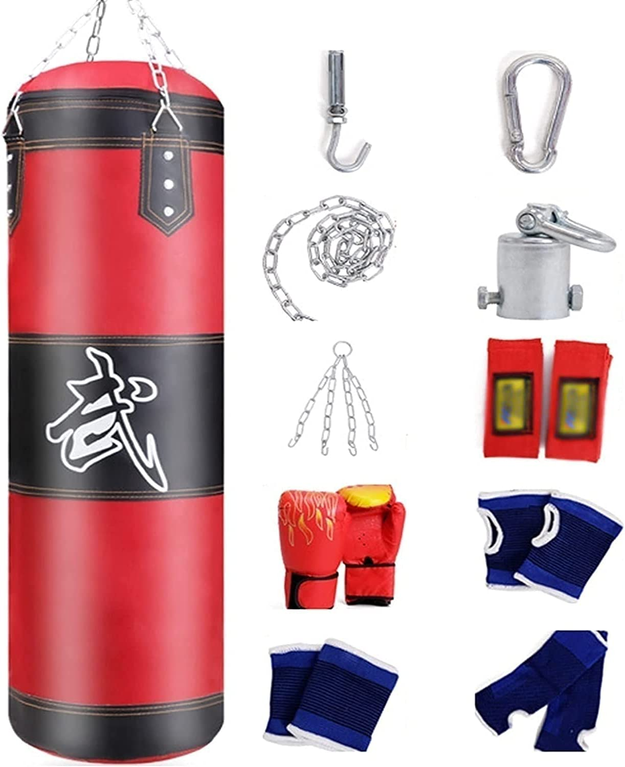 LIOYUHGTFY Boxing Bag Bombing new work Heavy Punching B Punch Bags for 100% quality warranty!