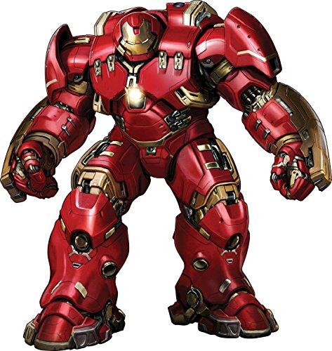 StickersNews Adesivi Iron Man Hulkbuster Age of Ultron 15018, Altezza 120cm