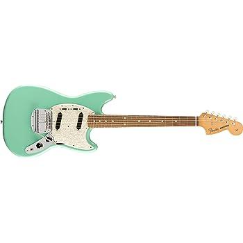 Fender Vintera '60s Mustang - Pau Ferro Fingerboard - Sea Foam Green