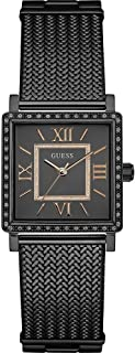 Guess Womens Quartz Watch, Analog Display and Stainless Steel Strap W0826L4