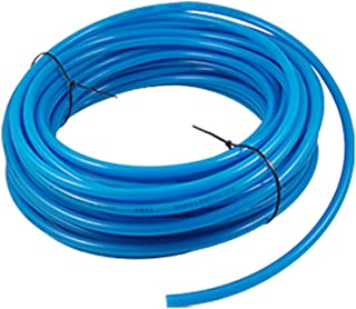 Clear 25M 6mm OD 4mm ID 1mm Wall Thickness PU Air Hose Pipe Tube