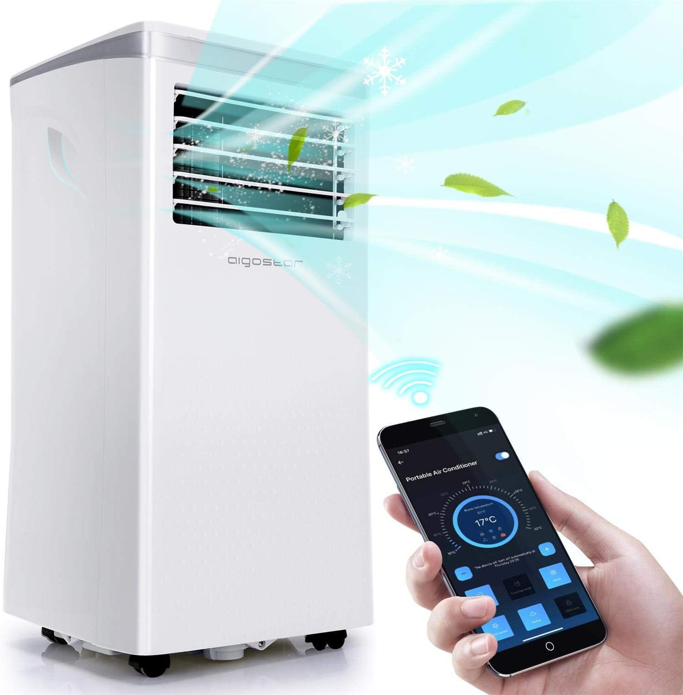 Aigostar 3-in-1 Portable 35% OFF Air Conditioner New mail order 10 BTU 000 Dehumidifie