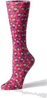 Knee High Compression Socks 8-15 mmHg' Footwear