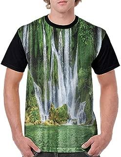 BlountDecor Trend t-Shirt,Romantic Ornament Fashion Personality Customization
