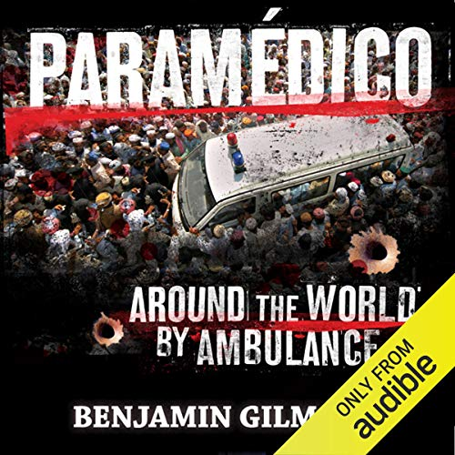 Paramédico audiobook cover art
