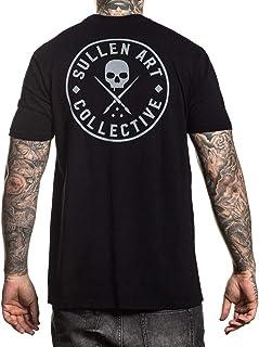 Sullen Men's Ever Short Sleeve T Shirt Black