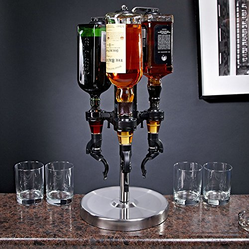 rotating liquor dispenser - 2