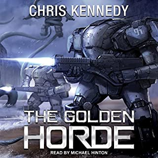The Golden Horde cover art